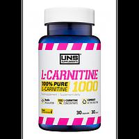 Жиросжигатель UNS L-CARNITINE - (30 caps)