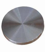 Верхнее крепление для стеклянных столов d 60 мм (пятак под УФ склейку)
