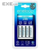 Зарядное устройство Basic Charger+ Eneloop 4AA 1900 mAh New (K-KJ51MCC40E)