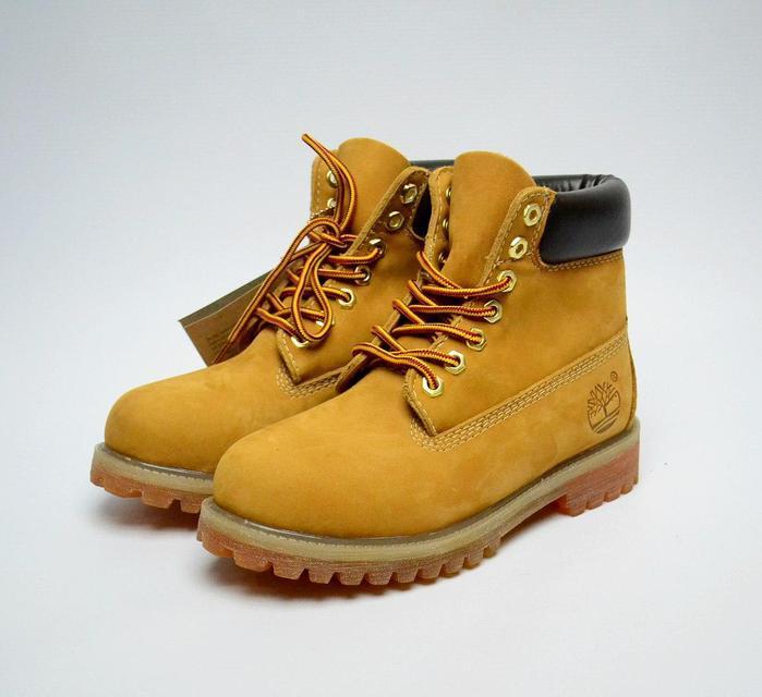 Мужские зимние ботинки Timberland Classіc Boots  ( в стиле Тимберленд )