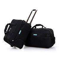 (32*50-36*60)Дорожная сумка на колесах 2 Размер(только оптом)