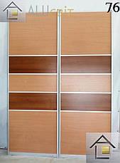 Фасады (двери) для шкафов купе, гардеробных ДСП, фото 3