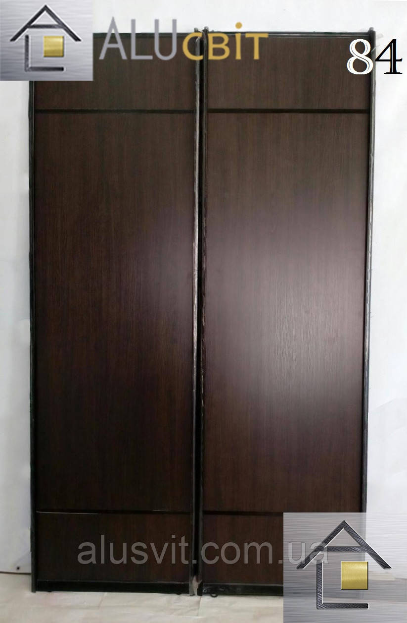 Фасады (двери) для шкафов купе, гардеробных ДСП