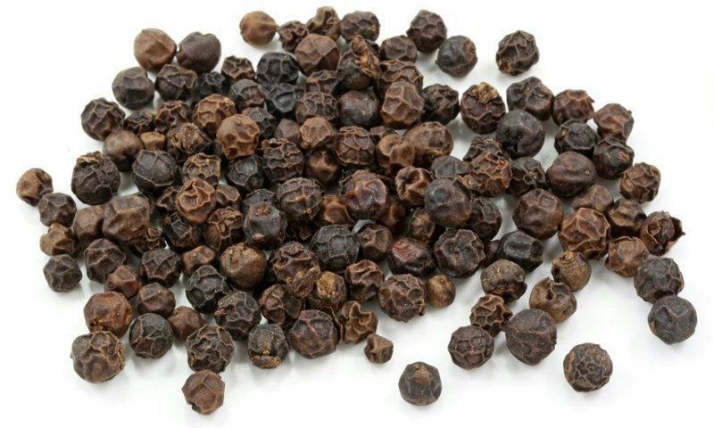 Перец черный горошек 550 гр/л