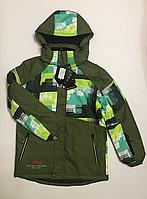 Термо куртка для мальчиков 134-164 см