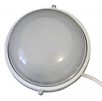 Светильник герметичный для ЖКХ BL-1101 белый круг, фото 1