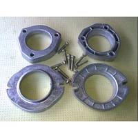 Проставки Дэу Нубира J100 1997-1999 для поднятия клиренса комплект