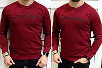Мужская кофта с эмблемой Calvin Klein ткань: коттон + эластан Турция Отличное качество Tурция