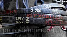 Приводний клиновий ремінь Z(0)-750 Excellent, 750 мм