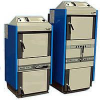 Пиролизные котлы ATMOS C 18-50 на угле-дровах