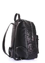 Рюкзак женский блестящий POOLPARTY Xs, фото 2