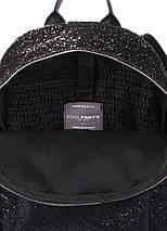 Рюкзак женский блестящий POOLPARTY Xs, фото 3
