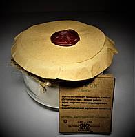 арома свеча эко -ароматерапия массажная- с эфирным маслом Лимон 160гр Д=8,3см Н=6см