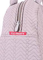 Стеганая сумка-саквояж POOLPARTY, фото 3
