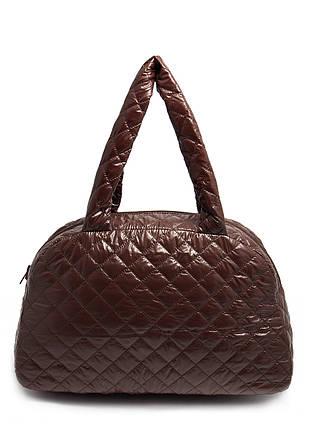 Стеганая сумка-саквояж POOLPARTY, фото 2