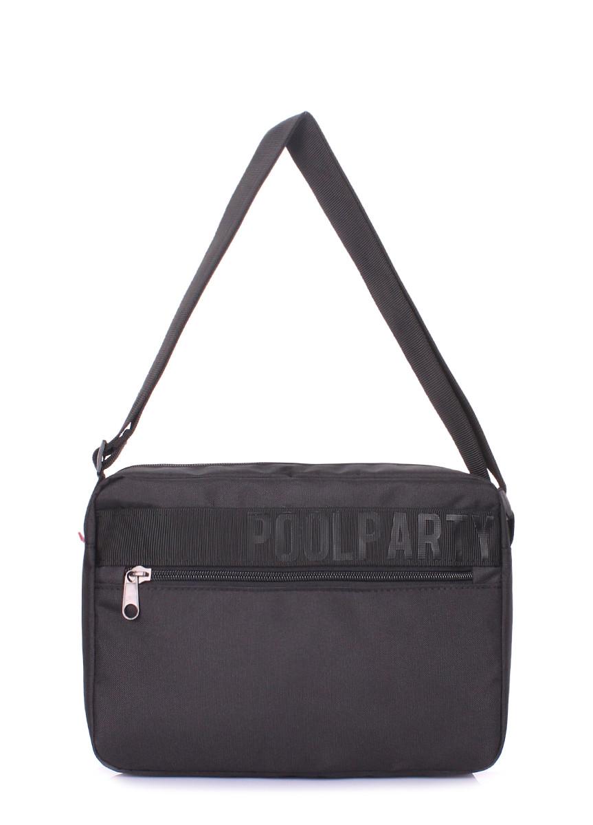 Городская сумка на плечо POOLPARTY Code