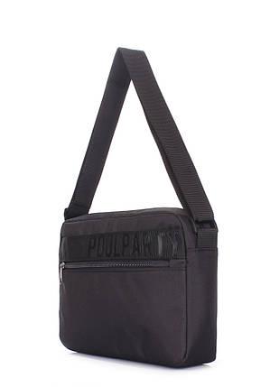 Городская сумка на плечо POOLPARTY Code, фото 2