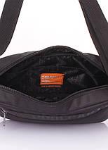 Городская сумка на плечо POOLPARTY Code, фото 3