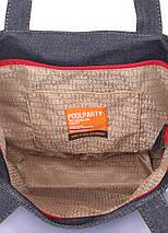 Джинсовая сумка POOLPARTY Arizona, фото 3