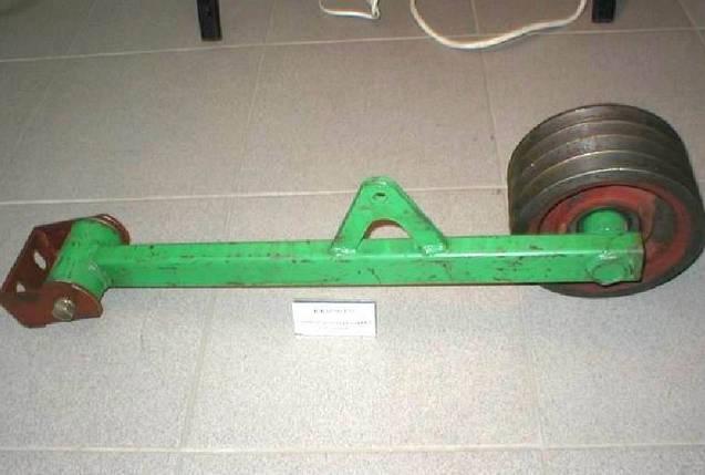 Натяжник ремня привода ГСТ в сборе 10Б.05.00.130, фото 2
