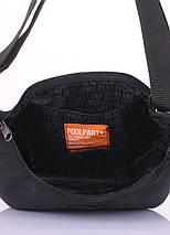 Женская сумка с ремнем на плечо POOLPARTY, фото 3