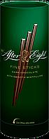 Шоколадные палочки с мятной начинкой After Eight, 125г.