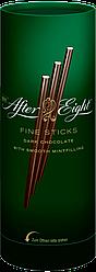 Шоколадные палочки After Eight с мятной начинкой, 125г.