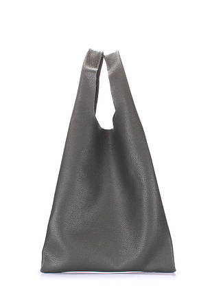 Шкіряна сумка POOLPARTY Tote, фото 2