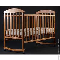 Детская Кровать Наталка Ольха, светлая