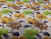 Обивочьная ткань Принт Катания 01, фото 1