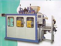 Экструзионно — выдувная машина для производства канист объемом до 10 литров с удалением облоя
