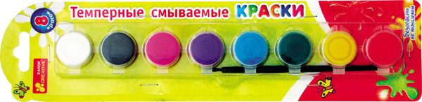 Темперные краски