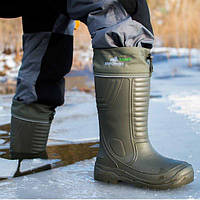 Рыбацкие зимние сапоги Nordman Classic до - 45 градусов + Утепленный чулок