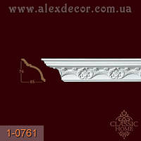 Карниз 1-0761 Classic Home 76x85x2400мм