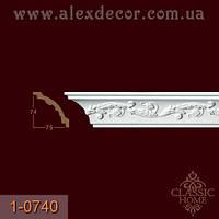 Карниз 1-0740 Classic Home 74x75x2400мм