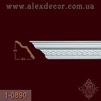 Карниз 1-0890 Classic Home 89x93x2400мм