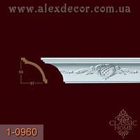 Карниз 1-0960 Classic Home 96x97x2400мм