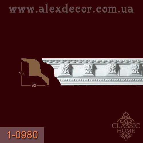 Карниз 1-0980 Classic Home (98x92)мм
