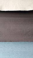 Мебельная обивочная ткань рогожка Эмир браун (Emir brown)