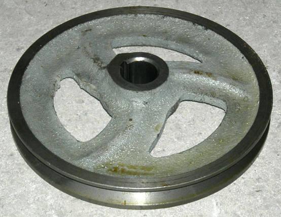 Шкив привода домолота (1 руч. d=224 mm) 10.01.39.111, фото 2
