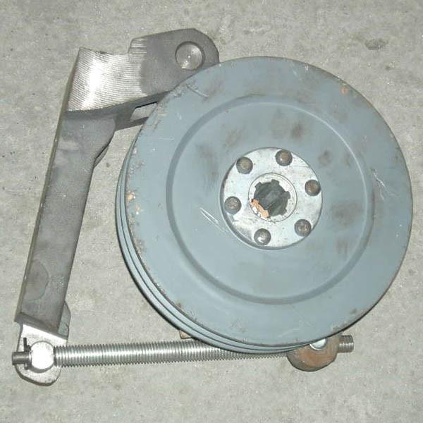 Шкив привода НШ-32 (со ступицей) 238АК-4611201-Б