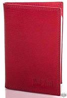 Женский кожаный органайзер для документов с отделениями для пластиковых карт PAUL ROSSI