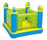 Надувной игровой центр Батут Замок Intex 48257, надувные батуты, активные игры, фото 2