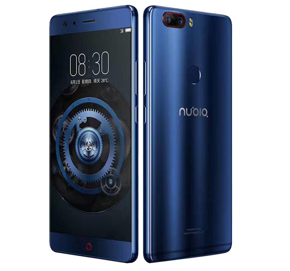 Смартфон ZTE Nubia Z17 8Gb 64Gb