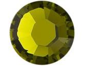 Стразы DMC Premium Olivine, ss16, 3.8 мм.(упаковка-100 шт.)