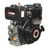 Дизельный двигатель 178FE в сборе (электро стартер) 6 л.с