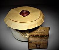 арома свеча ЭКО -ароматерапия/массаж- с композицией эфирных масел  Сладкий сон 160гр Д=8,3см Н=6см