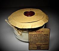 арома свеча ЭКО -ароматерапия/массаж- с композицией эфирных масел  Ясный ум 160гр Д=8,3см Н=6см