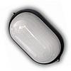 Светильник для ЖКХ овал BL-1401 черный