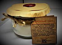 арома свеча ЭКО - ароматерапия/массаж- с композици эфирных масел  Денежный ларец 160гр Д=8,3см Н=6см